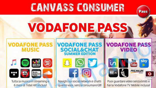 Come attivare Vodafone Passport Mobile Internet | Settimocell