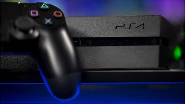 PlayStation 4 2018