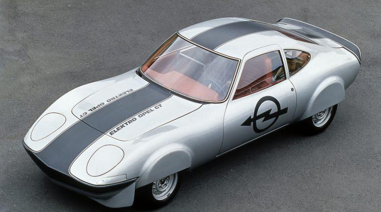 Opel: lo studio dei motori elettrici dal 1968