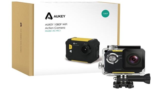 Action Cam Aukey