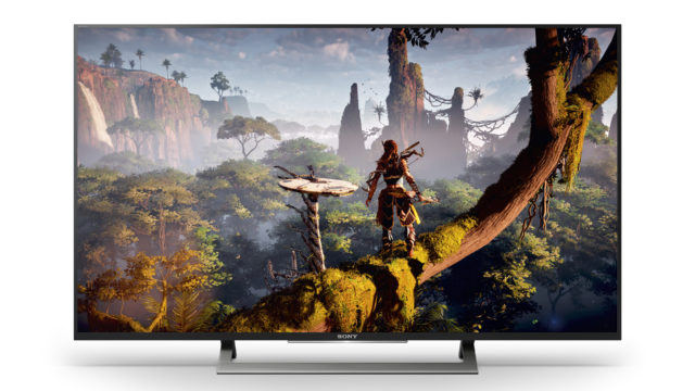 Sony 4K HDR