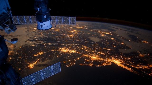 Satellite NASA