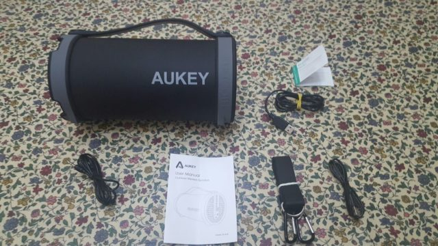 Aukey SK-M18 recensione