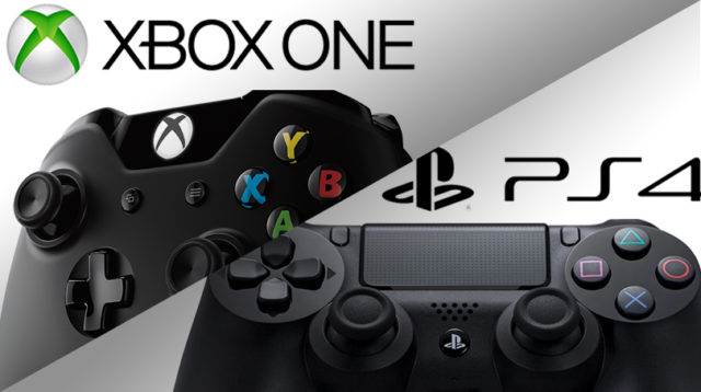 Xbox One S vs PlayStation 4