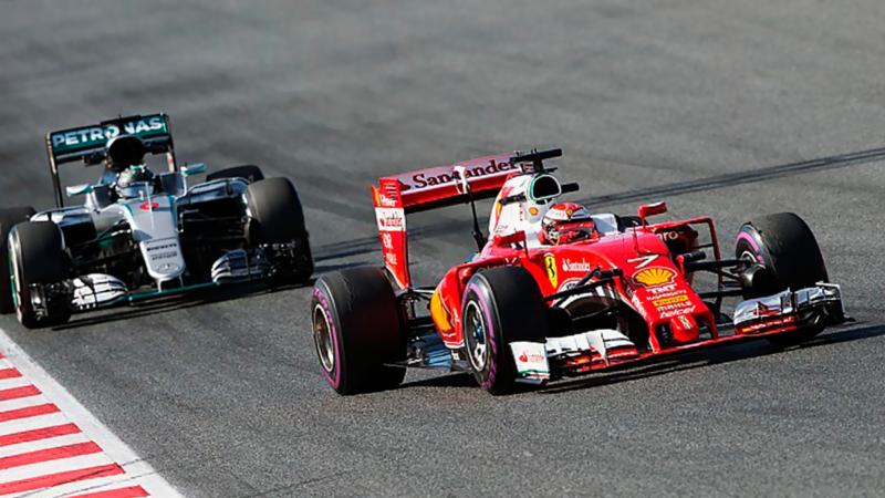 Rai Abbandona la Formula 1