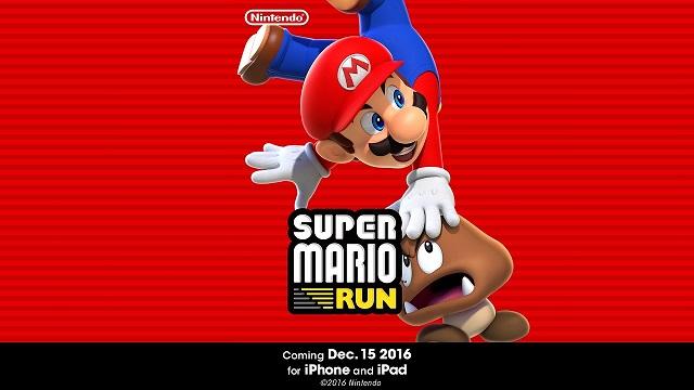 Nintendo rilascia Super Mario Run nell'App Store