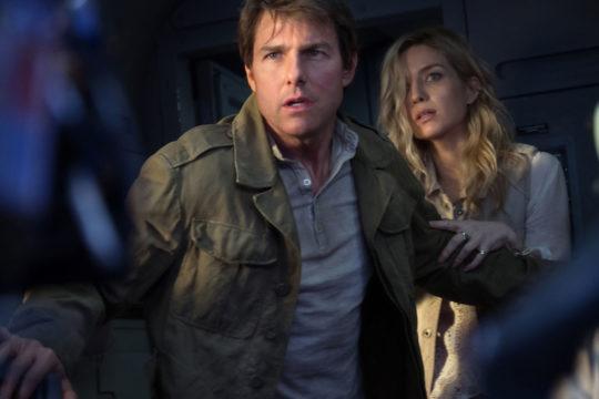 The mummy, primo trailer con Tom Cruise