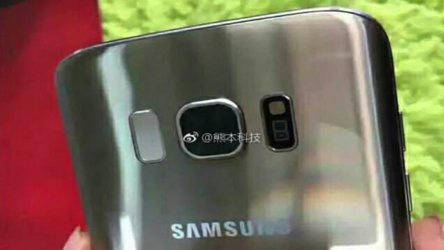 Dalla Cina compare un clone del Galaxy S8 (addirittura prima del suo annuncio ufficiale)