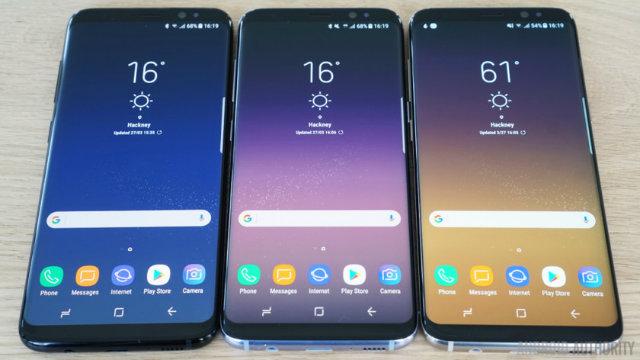 Samsung Galaxy S8: 728000 preordini, solo in Corea del Sud