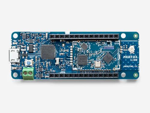 arduino mkrfox1200 sigfox