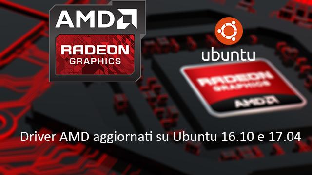 Driver AMDGPU-PRO su Ubuntu non-LTS: i migliori driver AMD