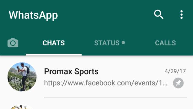 WhatsApp aggiungerà un'utile funzionalità per trovare meglio le chat