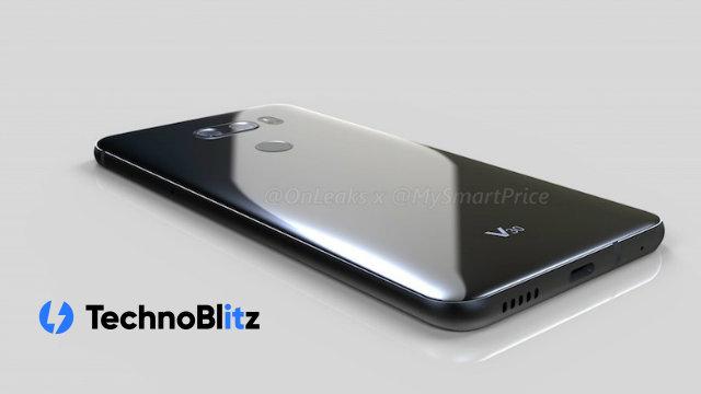Ecco il nuovo (probabile) LG V30