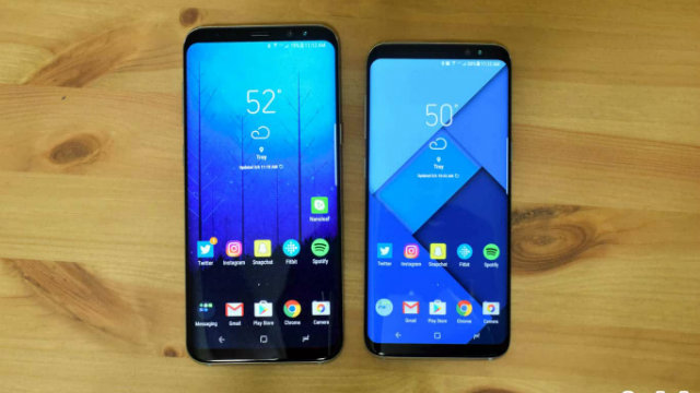 Anche la serie Galaxy A (2018) di Samsung avrà l'Infinity Display