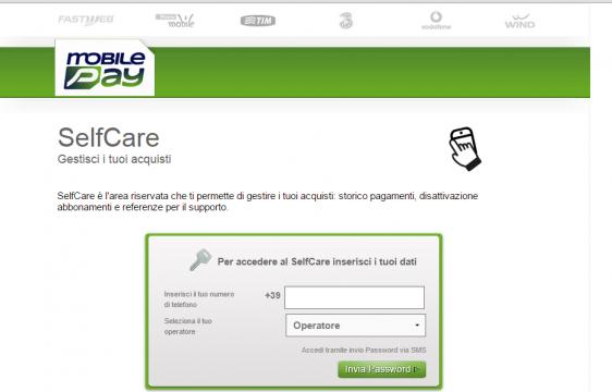 servizi a pagamento