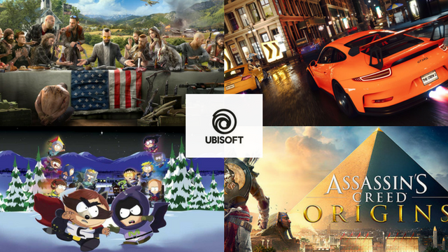 Gamescom 2017: la line-up di Ubisoft