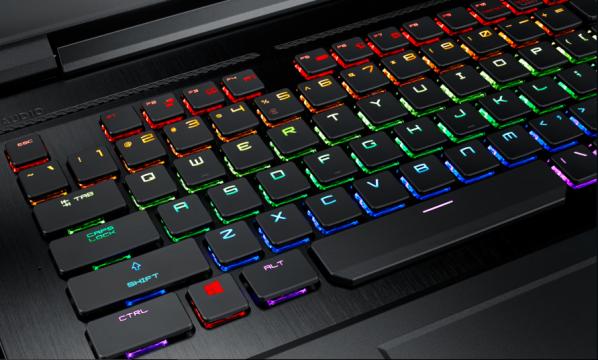 Steelseries RGB MSI GT75VR Titan