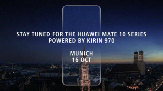 Huawei annuncia il nuovo Kirin 970, pensato per l'intelligenza artificiale