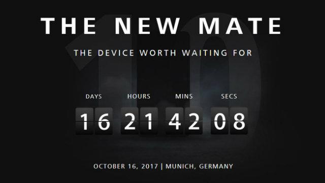 """""""Huawei Mate 10 non è uno smartphone"""", parola di Huawei"""
