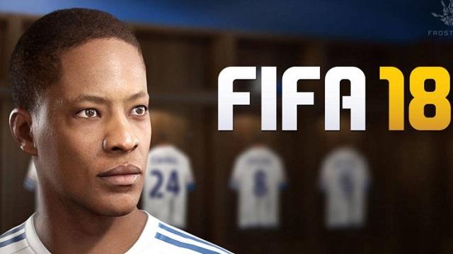 FIFA 18: il viaggio di Hunter