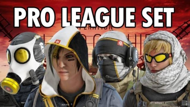 Set pro league