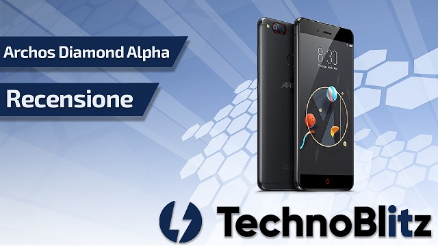 ARCHOS Diamond Alpha: la recensione completa