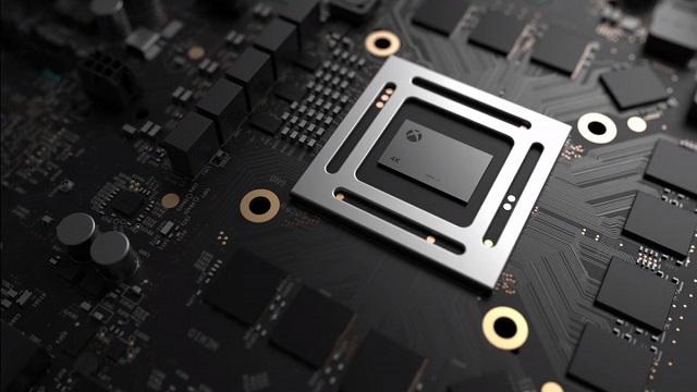 lA gpu DI xBOX One X avrà 12 gb di VRAM