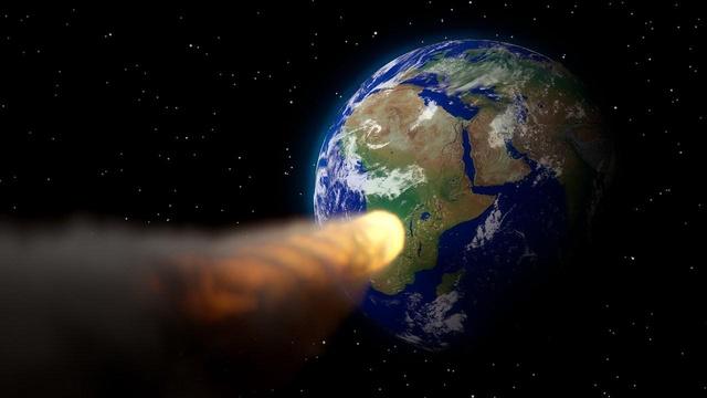 Asteroide enorme vicino alla Terra