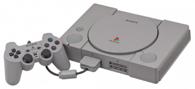 Prima console playstation