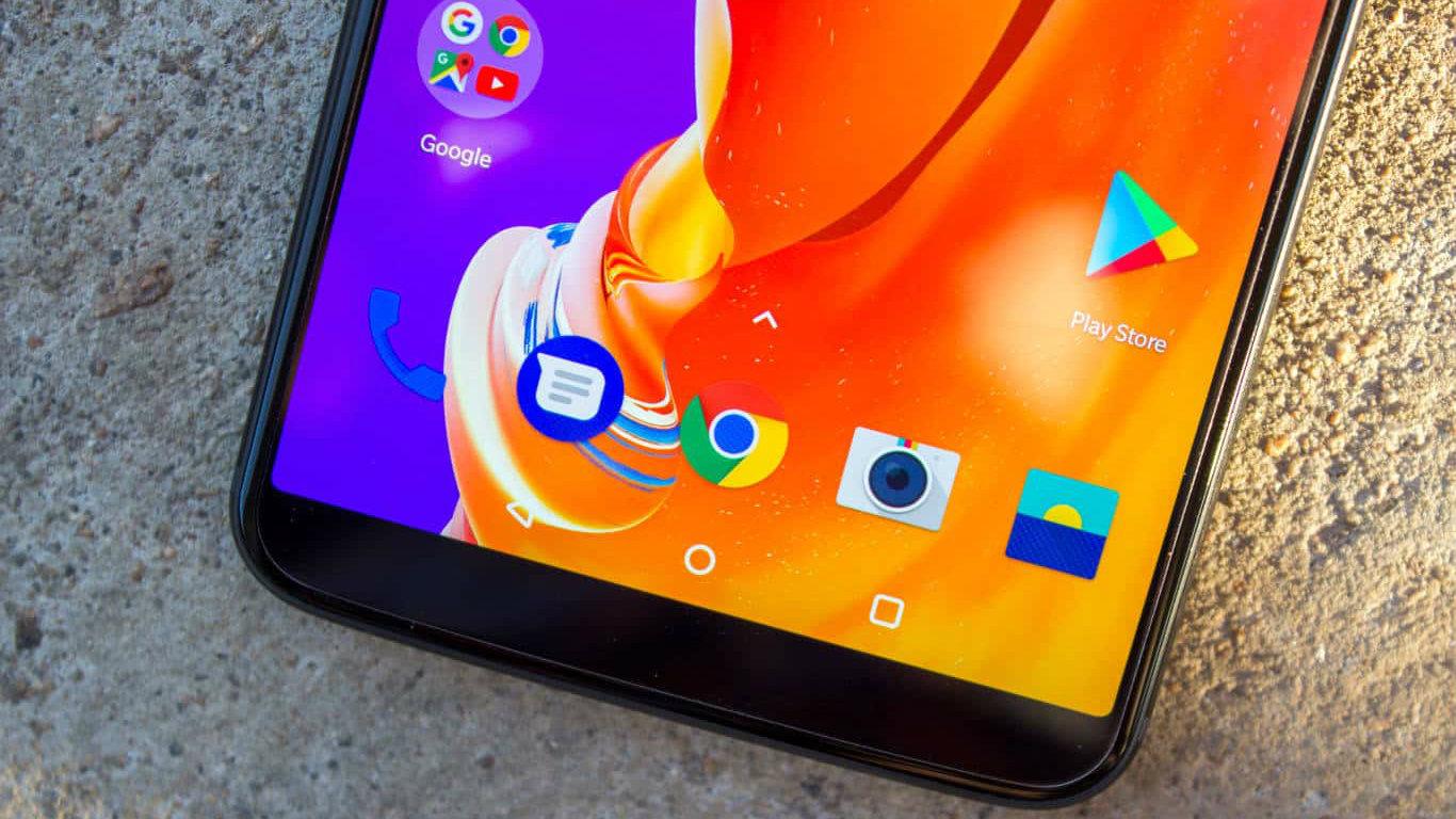 Rumor: OnePlus 6 potrebbe uscire in marzo con un sensore di impronte sotto al display