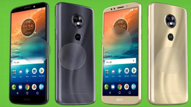 Moto G6 Play compare online con un design rinnovato e un prezzo incredibile
