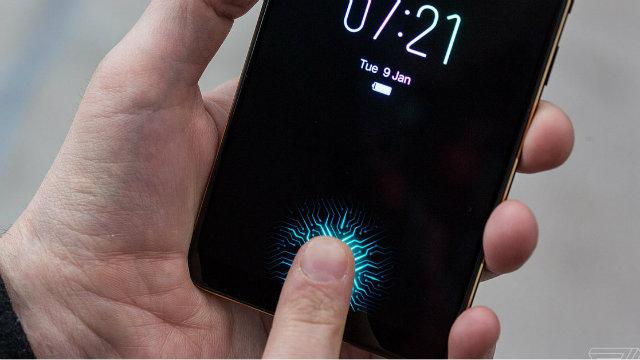 Samsung Galaxy Note 9 non avrà un sensore di impronte sotto al display