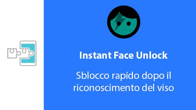 InstantFaceUnlock