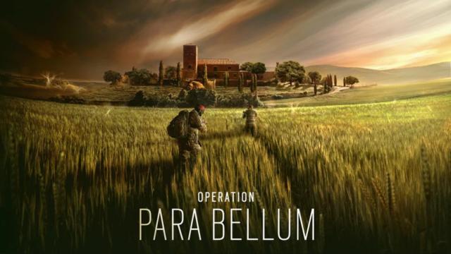 Para Bellum Rainbow Six Siege