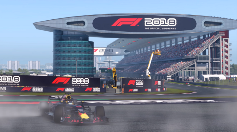 F1 2018: arriva il primo trailer del gameplay