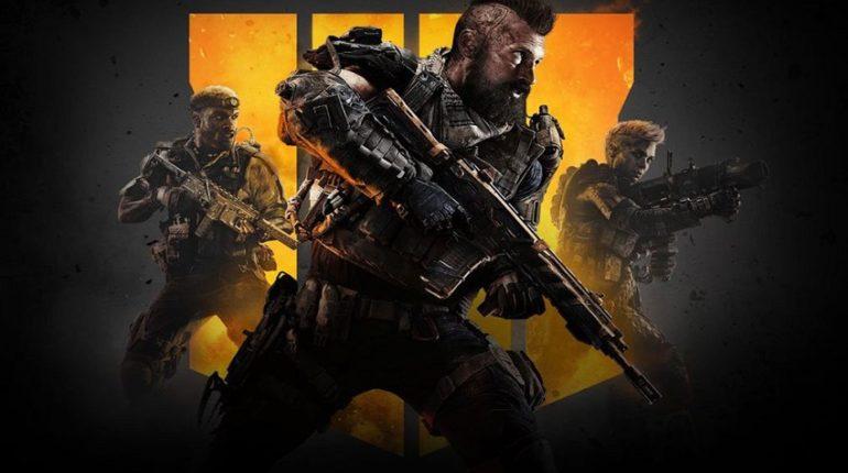 COD Black Ops 4 ASUS ROG