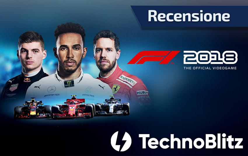 F1 2018: la recensione completa