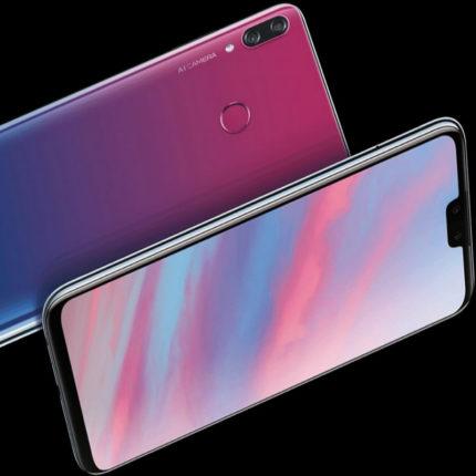 Huawei Enjoy 9 Plus compare in un leak insieme alle caratteristiche tecniche
