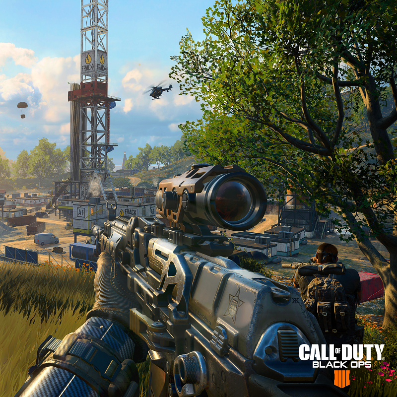 Call of Duty Black Ops 4: prime impressioni