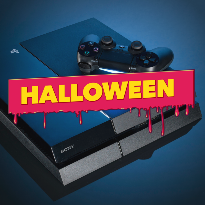 Halloween 2018 PS Store