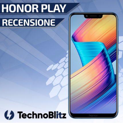 Honor Play: la recensione completa