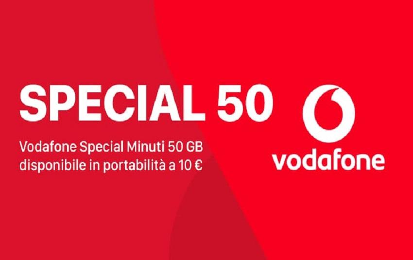 Special Minuti 50GB