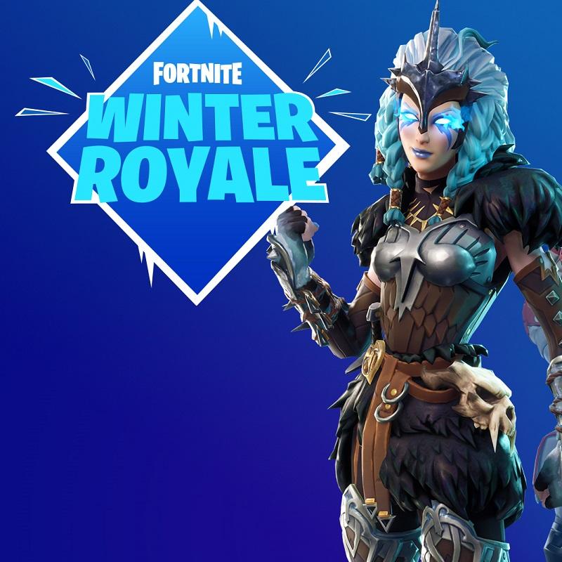 Fortnite Winter Royale: montepremi da 1 milione di dollari