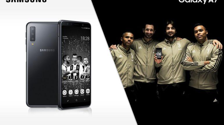 Galaxy A7 Juventus Special Edition