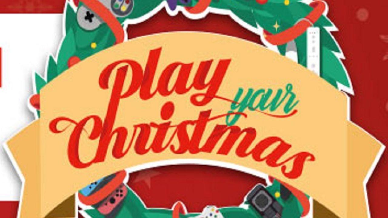 Calendario Dellavvento Gamestop.Calendario Dell Avvento Di Gamestop Le Offerte Di Oggi