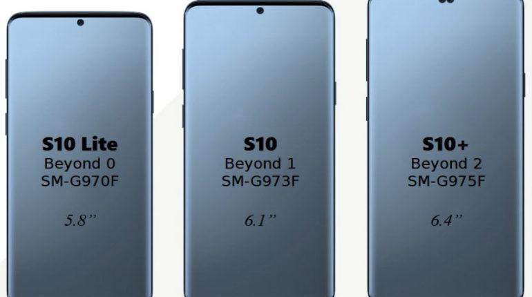 """Samsung Galaxy S10+ da 1TB avrà un retro in ceramica in """"metallo scintillante"""""""
