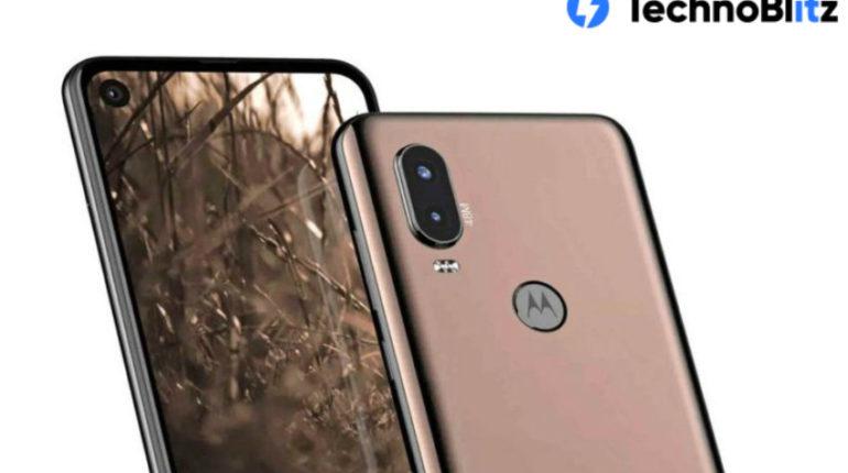 Motorola P40: medio gamma con display grande ma bassa risoluzione