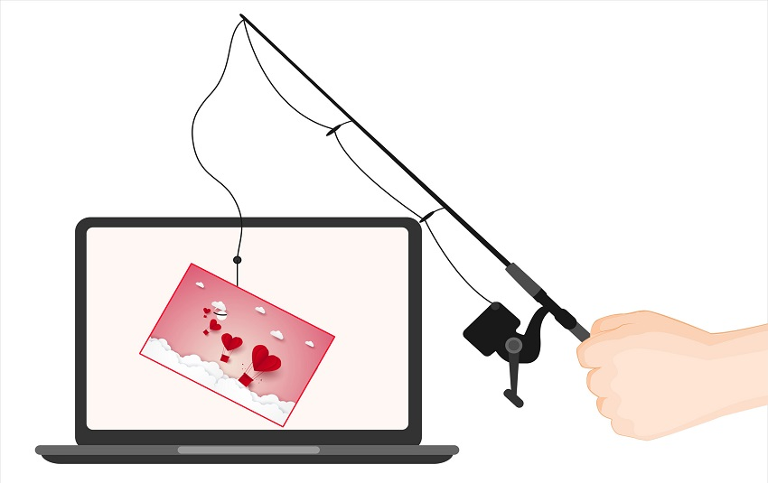 Phishing San Valentino
