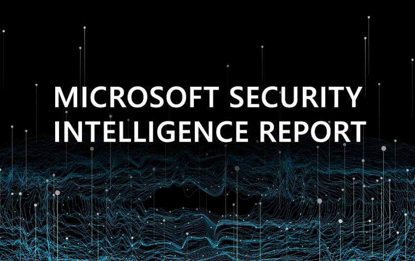 Microsoft Security Intelligence Report