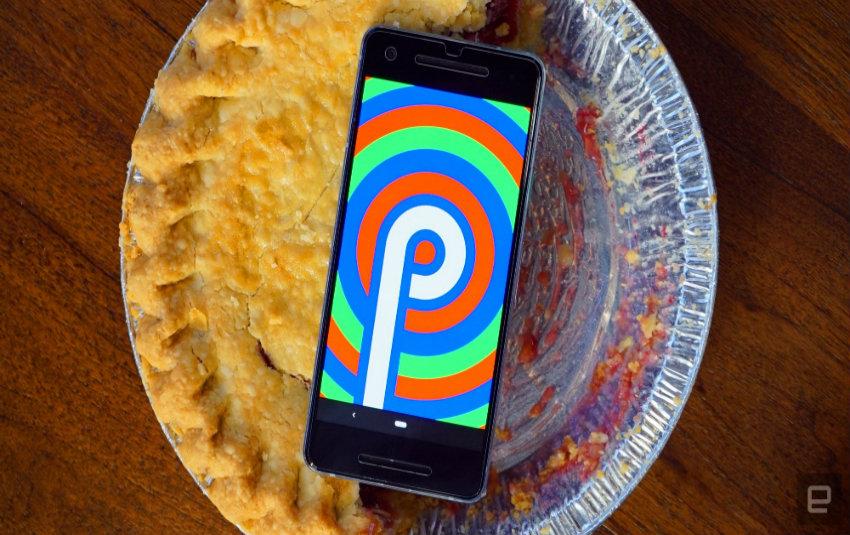Aggiornamento Android 9.0 Pie